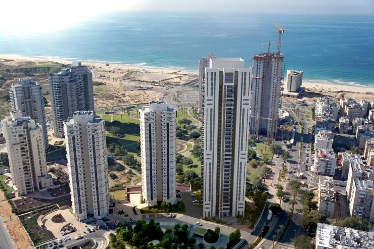 מגדל אשדר – בת ים